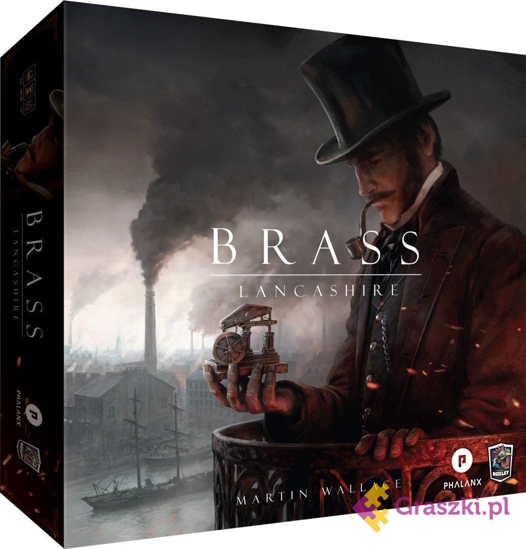 Brass: Lancashire (przedsprzedaż) | Phalanx